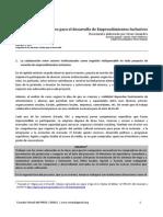 Cap 4 Alianzas Sociales Desarrollo Emprendimientos Inclusivos