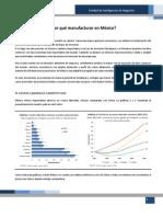 Por Que Manufacturar en Mexico-Esp