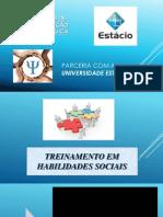 Treinamento Em Habilidades Sociais Para Universitários