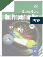 Buku Pegangan Guru IPA Kelas VIII SMP/MTs K13