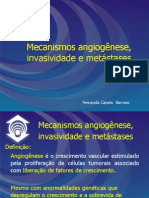 9492139 Mecanismos de Angiogenese e Metastase