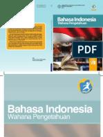 BS K VIII Bahasa Indonesia