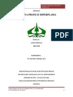 Referat Benigna Prostat Hiperplasia