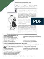 Guía n3 Comprensión Lectora