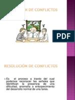 Resolucion de Conflicto Aa