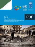 Syrian Civil War Socionomic Impact
