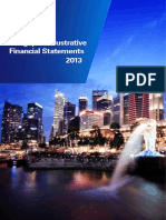 Singapore Illustrative Financial Statements 2013