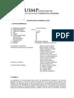01 Silabo Farmacologia 2014