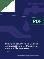 Principios relativos a la libertad de expresión y a lso derechos del agua y saneamiento.pdf