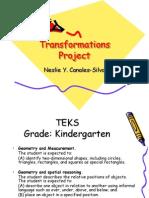math 1351-transformations project