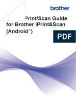 Mobile Print/Scan Guide for Brother iPrint&Scan (Android ™)