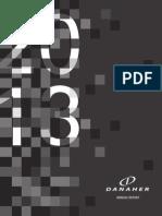 Danaher 2013 Annual Report