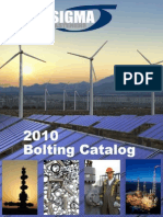 Bolt and Nut Standard Size Catalog