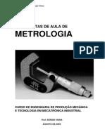Notas de Aula de Metrologia Prof