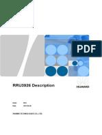 RRU3926 Description V0.5