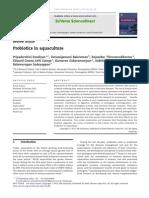 Probiotics in Aquaculture (SciVerse ScienceDirect)