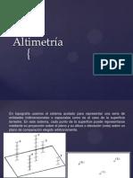 Altimetria Ok