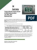 Skid Row Restroom Survey 7-30-14
