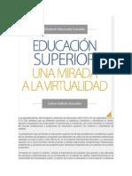 Educación Superior_Una Mirada a La Virtualidad