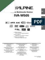 Alpine OM IVA-W505