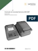 SARTORIUS_LMA100P.pdf