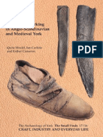 Leatherworking in Anglo Scandinavian and Medieval York