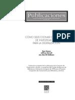 Como seleccionar colecciones de investigacion para digitalizar.pdf