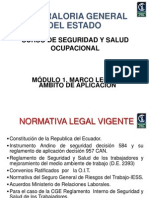 Modulo 1. Marco Legal