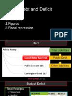 L1 p3 Public Debt Deficit