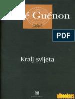 Rene Guenon - Kralj Svijeta