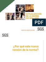 Curso de Actualizaciónde La Norma ISO 9001-2008