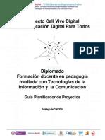 Planificador de Proyectos - Gloria Vallejos Grupo 06
