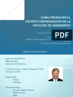 Final UniAntioquia 2014 Como Integrar EE en Generacion Empresas Final (1)