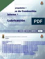 MOTORES DE COMBUSTIÓN INTERNA 13 LUBRICACION