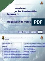 MOTORES DE COMBUSTION INTERNA 15 REGULADOR DE VELOCIDAD