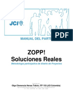 ZOPP! Soluciones Reales - Manual-SPA