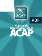 Manual de Acreditación - ACAP - 10 2008 (1)