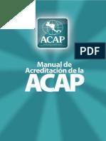 Manual de Acreditación - ACAP - 10 2008 (1)