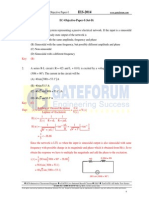 EC IES'2014 Objective Paper I (Set D) Final