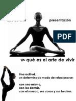 00 Arte de Vivir (Presentación)