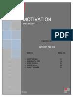 Motivation_case Study