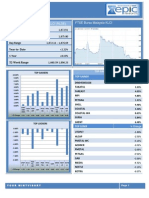 Daily KLSE Malaysia Report by Epic Research Malaysia 6th August 2014