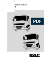 DAF Maintenance Manual LF45_LF55