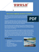 Rail in motion weighbridge manufacturer and Exporter