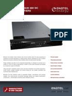 RM3048XE 3.0kW 48V DC Modular Rectifiers v1.0