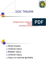 Urologic Trauma