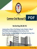 6thoralmucosaldiseases 2010 120920061127 Phpapp02