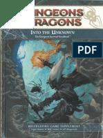 D&D 3.5 - The Dungeon Survival Handbook