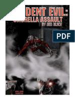 AFMBE Resident Evil Corebook