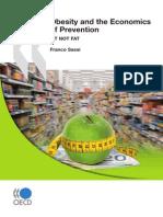 L'Obésité et l'économie de la prévention